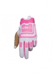 LIFE LINE PERFORMANCE GLOVES pink-white